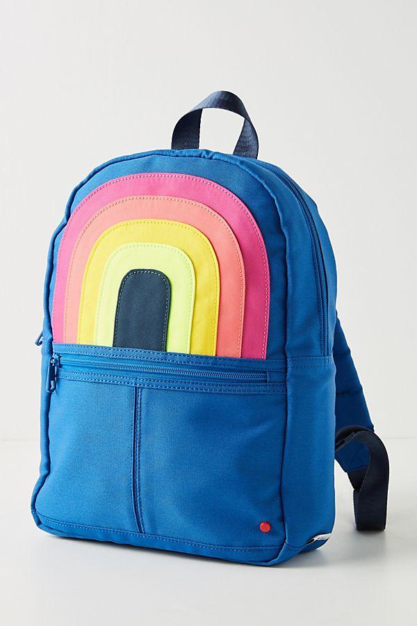 STATE Mini Kane Backpack, Rainbows