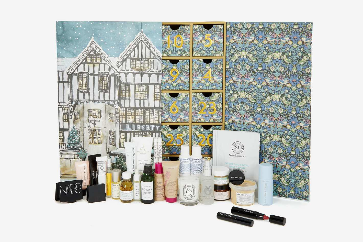 Liberty London Beauty Advent Calendar