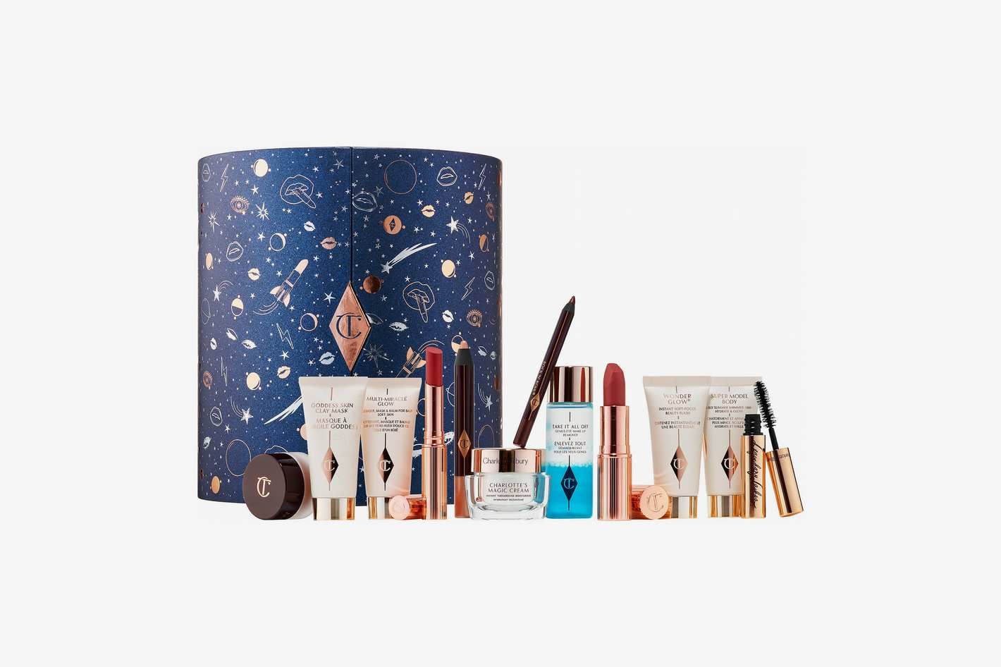 Charlotte Tilbury Magic Moon Advent Calendar Vault