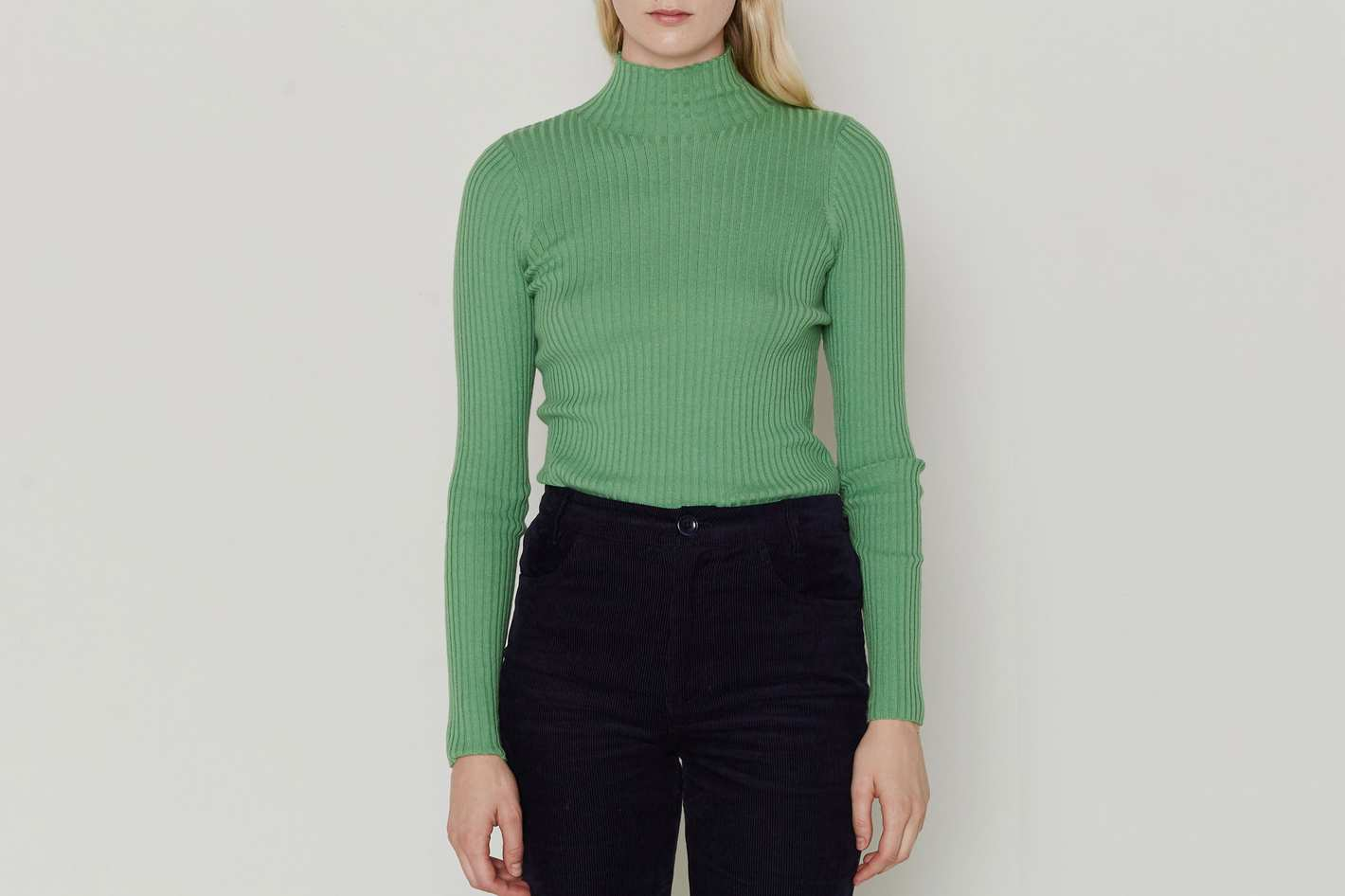 Wholeworld Turts and Caicos Sweater Vert clair