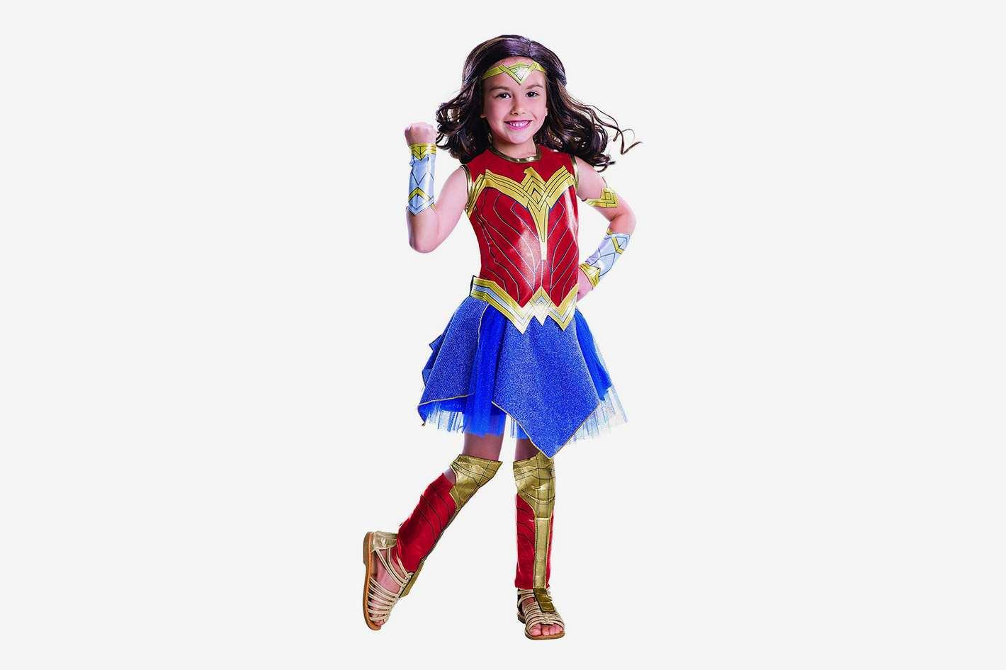 Rubie's Wonder Woman Movie Child's Deluxe Costume