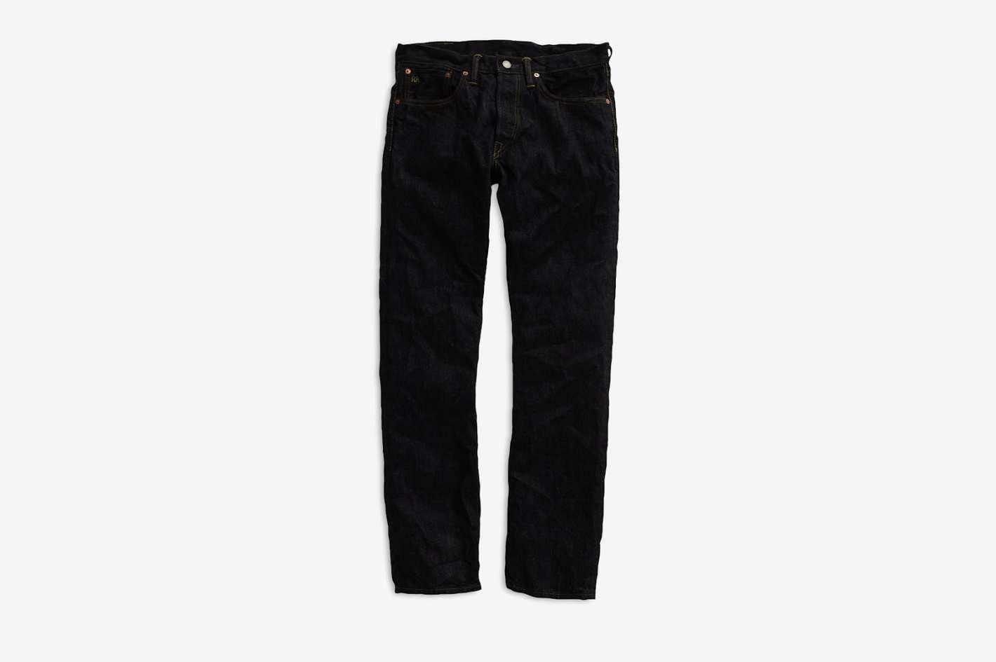 RRL Slim Fit Selvedge Jean