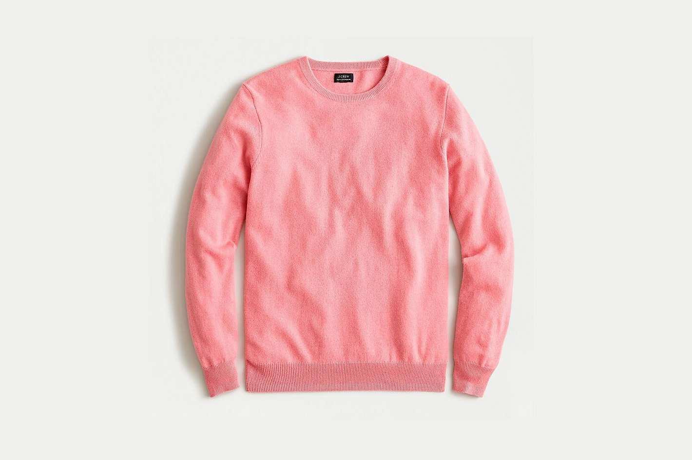 J. Crew Everyday Cashmere Crewneck Sweater