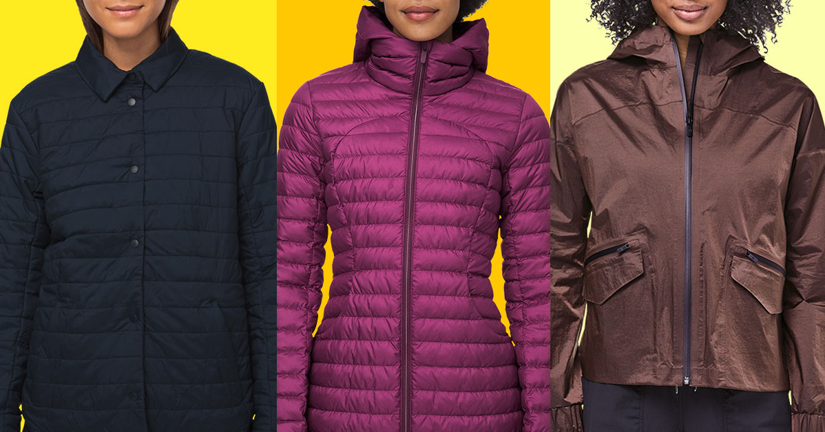 There's a Bunch of Coats Under $150 at Lululemon