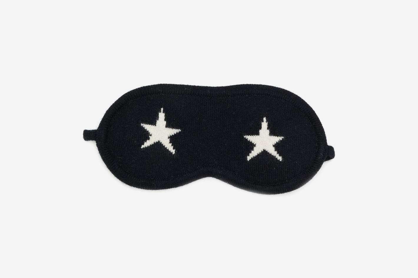 Chinti & Parker Stars Eye Mask