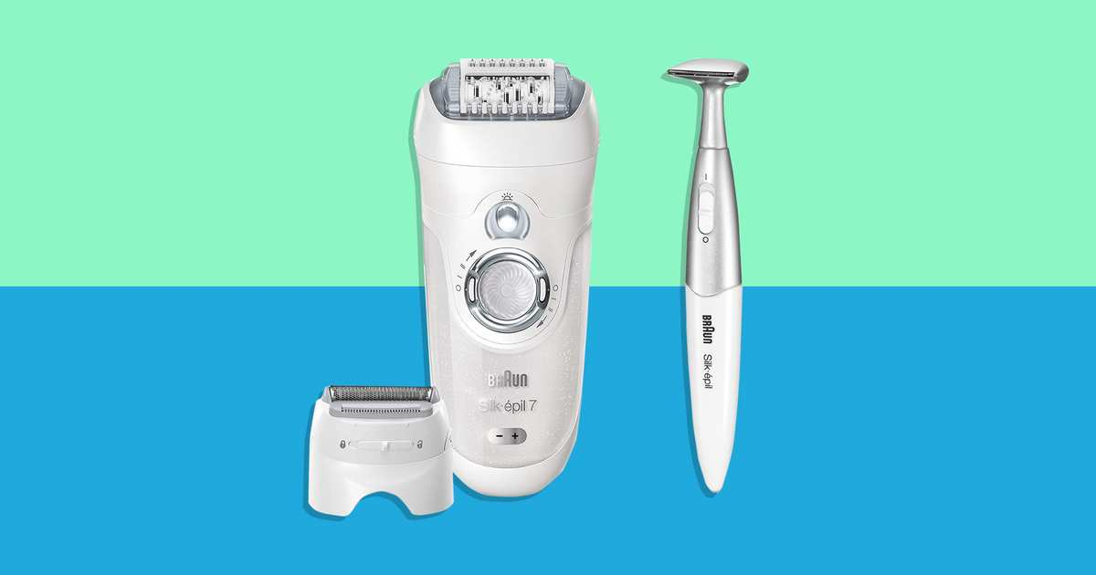 The Epilator That Saves Thousands on Waxing Is on Sale Today