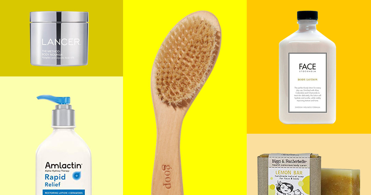 The 14 Bath and Body Products a Veteran Beauty Writer Uses Almost Every Day and Night