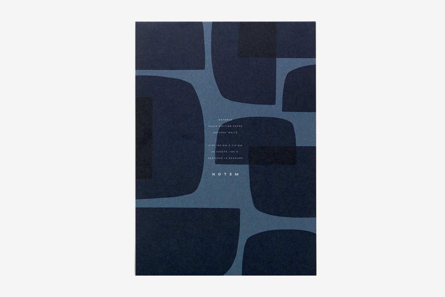 Notem JO Notepad, Midnight Shapes