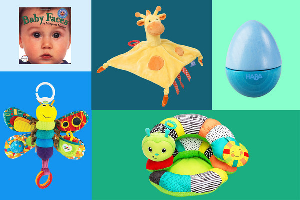 The Best Gifts for 6-Month-Olds, According to Experts