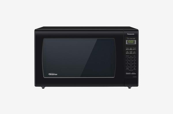 Panasonic Microwave Oven with Inverter Technology and Genius Sensor