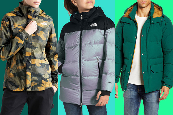 Tons of North Face Jackets Are 30 Percent Off at Nordstrom