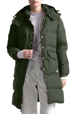 The North Face Sierra Water-Repellent Down Parka