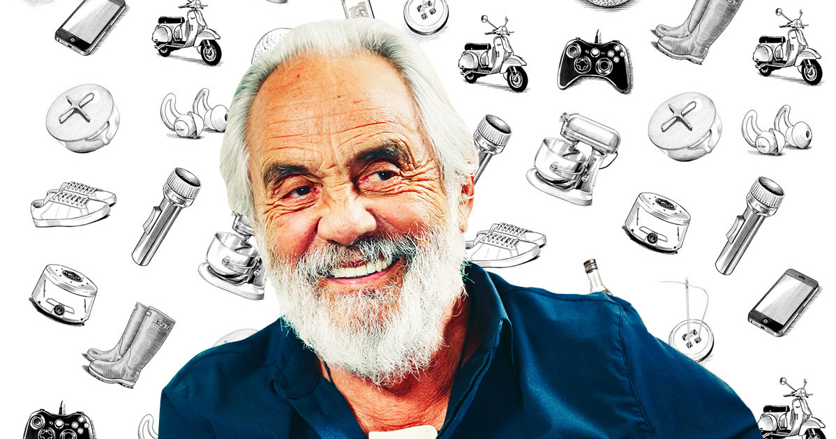 What Tommy Chong Can't Live Without