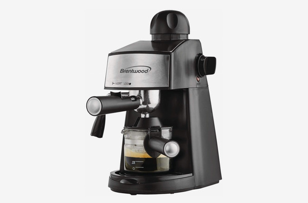 Brentwood Espresso and Cappuccino Maker, Black