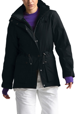 The North Face 550 Fill Power Down Hooded Parka