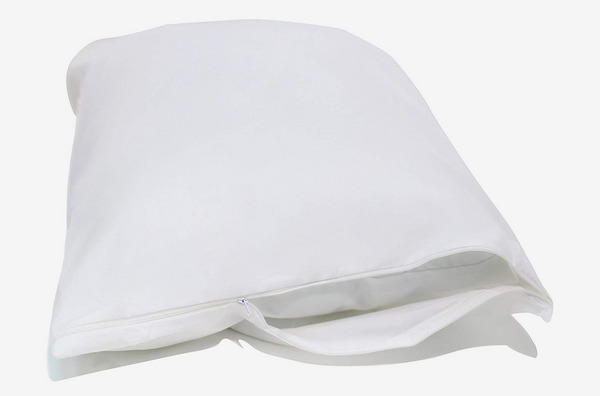 Allersoft 2 Pack Allergy and Bedbug Proof Pillow Cover