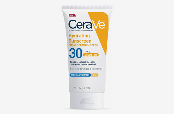 Cerave Tinted Mineral Sunscreen With SPF 30