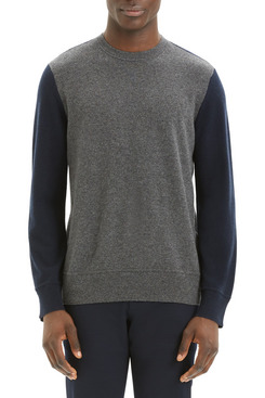 Theory Standard Fit Crewneck Cashmere Sweater