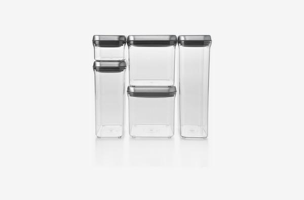 OXO POP 5-Piece Airtight Food Storage Set