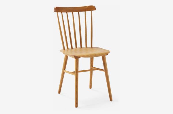 Serena & Lily Tucker Chair - Natural Oak