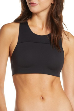 Chantelle Low-Impact High-Neck Wireless Sports Bra