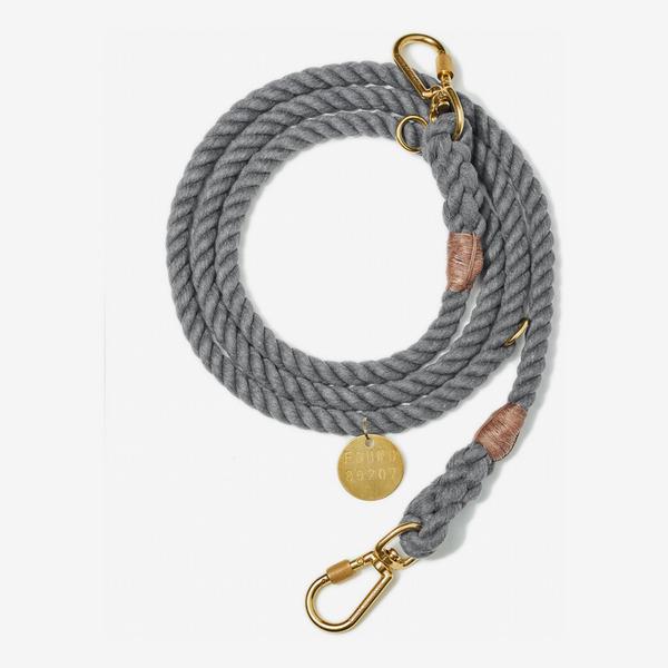 Found My Animal Adjustable Upcycled Rope Leash