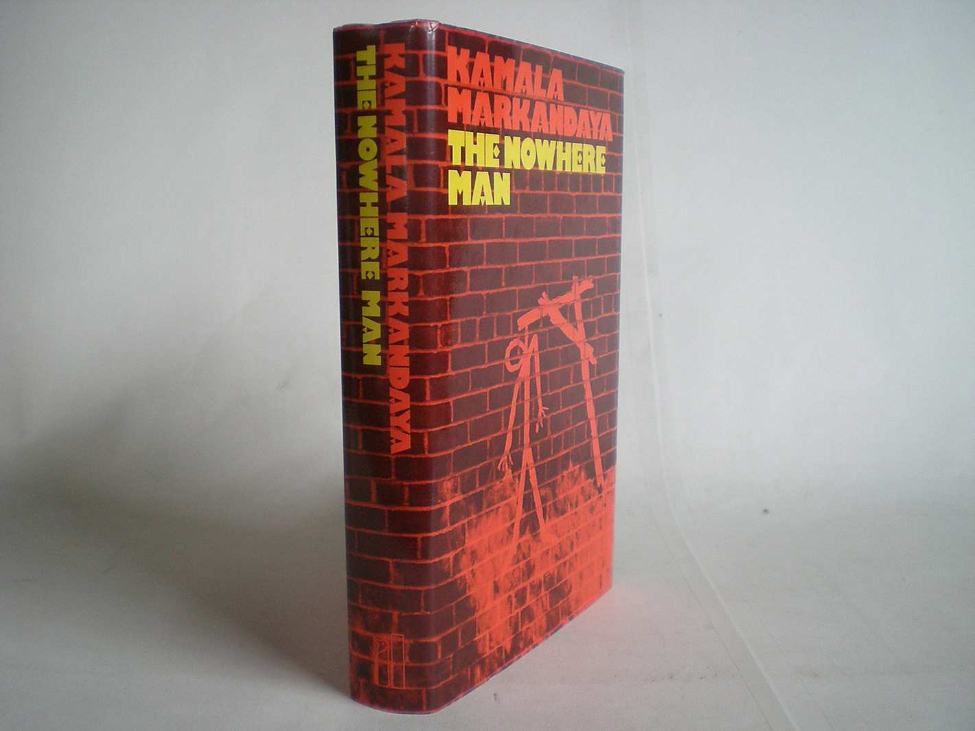 'Nowhere Man' by Kamala Markandaya (First Edition)
