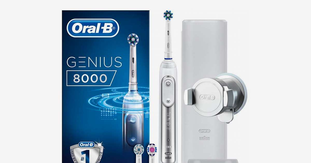 This Electric Toothbrush Is The Cheapest We've Ever Seen It