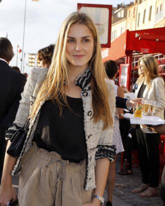 Gaia Repossi Favors Flat Booties Over 'Vulgar' Wedges