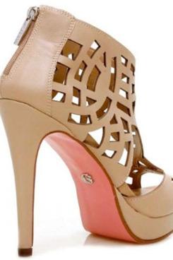 A Carmen Steffens shoe.