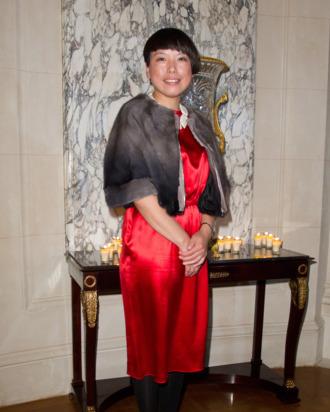 Angelica Cheung.