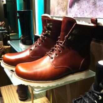Men's UGG boots.
