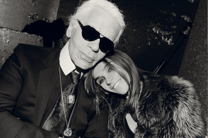 Karl and Carine.