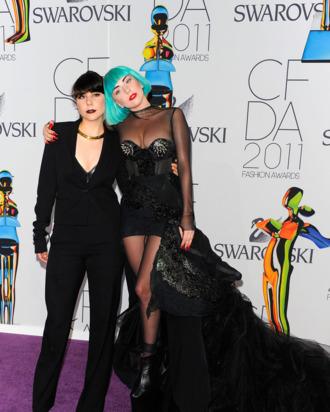 Natali and Gaga.