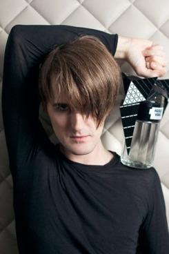 Gareth Pugh's Absolut Vodka bottle.