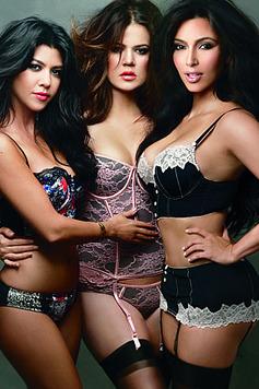 The Kardashians' cccampaign.