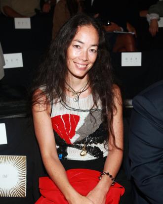 Visionaire editor Cecelia Dean.