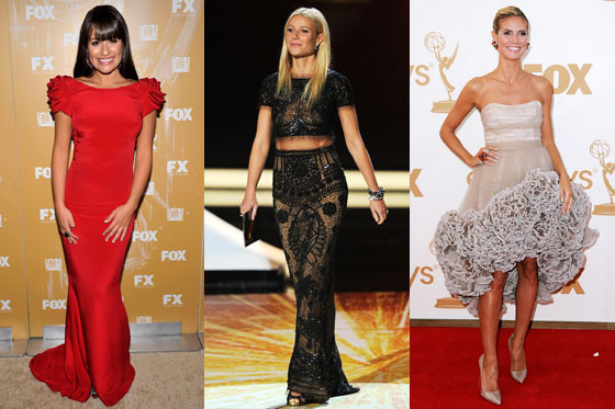 Lea, Gwyneth, and Heidi.