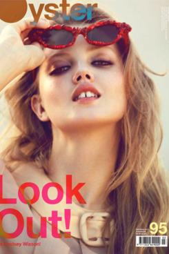 Lindsey Wixson for <em>Oyster</em> magazine.
