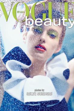Beauty in <em>Vogue</em>.
