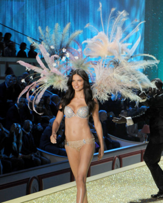 Adriama Lima In Last Years Victorias Secret Fashion Show