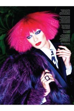 'Fashion Magazine'.