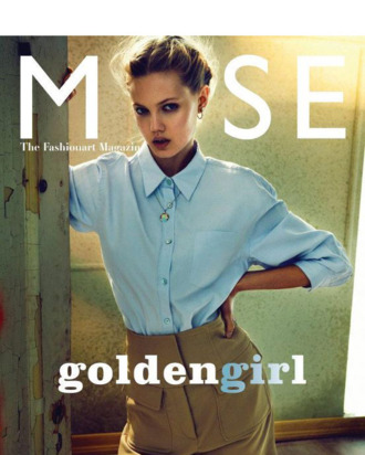 Lindsey Wixson for Muse.