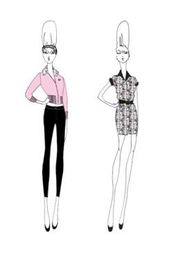 Winehouse's designs.