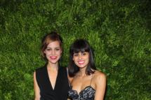 Lisa Mayock and Sophie Buhai of Vena Cava