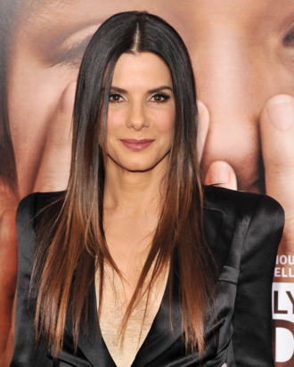 Actress Sandra Bullock attends the