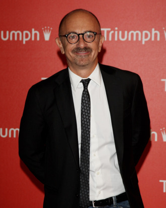 MILAN, ITALY - SEPTEMBER 23: Designer Wichy Hassan attends the Triumph Inspiration Awards 2009 as part of Milan Womenswear Fashion Week Spring/Summer 2010 at the Triennale di Milano on September 23, 2009 in Milan, Italy. (Photo by Vittorio Zunino Celotto/Getty Images)