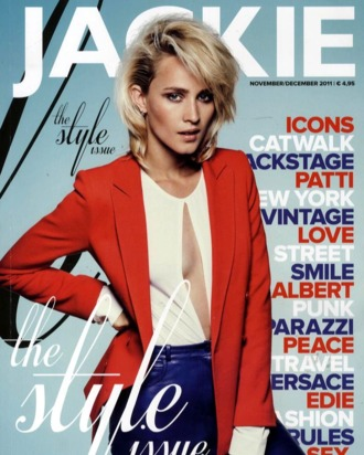 <em>That</em> 'Jackie' issue.