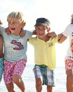 La Redoute childrenswear.