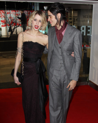 Soon-to-be parents Peaches Geldof and Thomas Cohen.